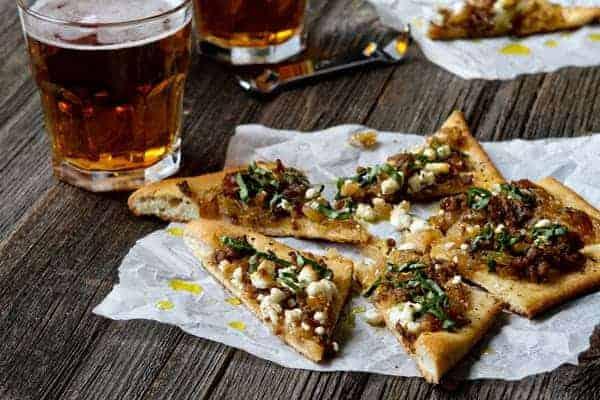 Onion Prosciutto, Pizza Recipe, Fun Recipes, Onions, Food, Ham Pizza ...