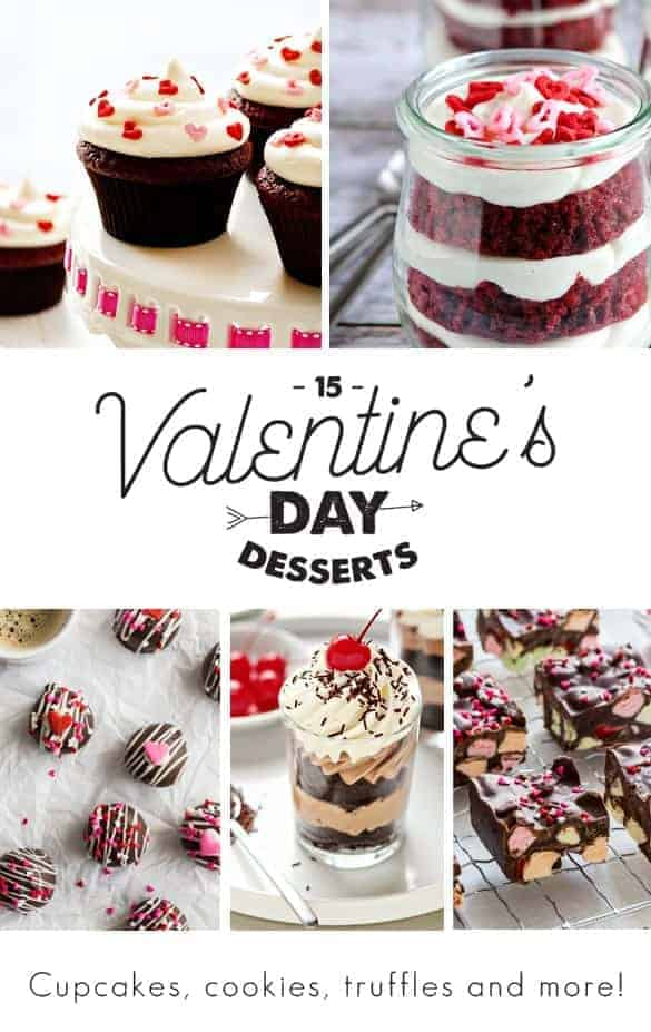Thatu0027s What These Desserts Are. Iu0027ve Rounded Them Up For Valentineu0027s Day,  But Keep This List In Your Back Pocket For Any Old Day You ...
