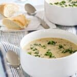 Homemade Zuppa Toscana Soup just like the Olive Garden classic made right in your own kitchen!