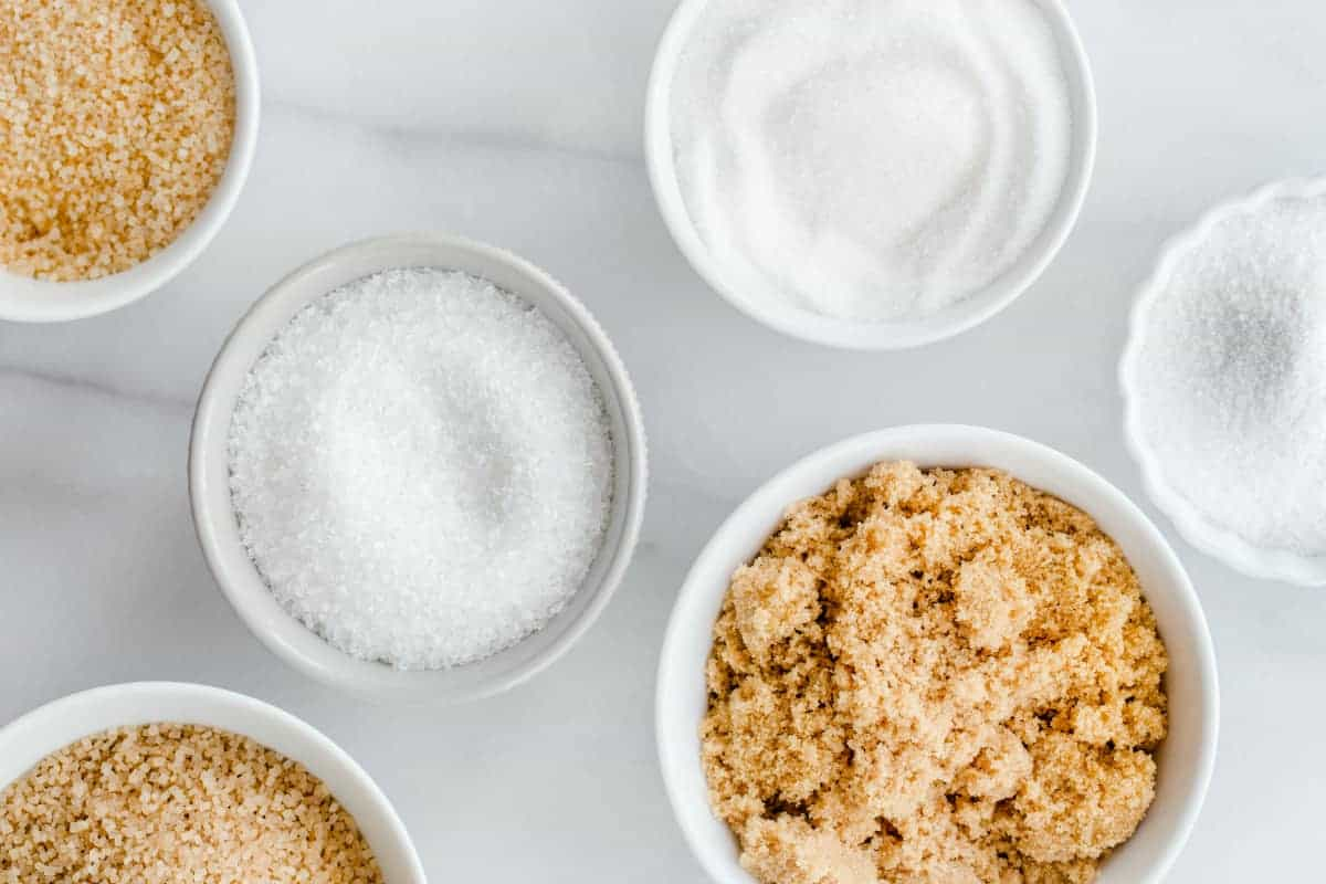 When it comes to baking, sugar is one of the most important ingredients we use. Learn the difference between types of sugar.