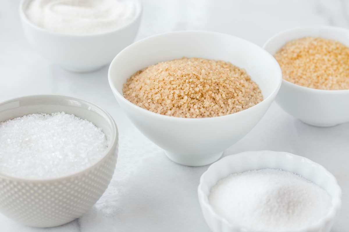 The Difference Between Types Of Sugar My Baking Addiction