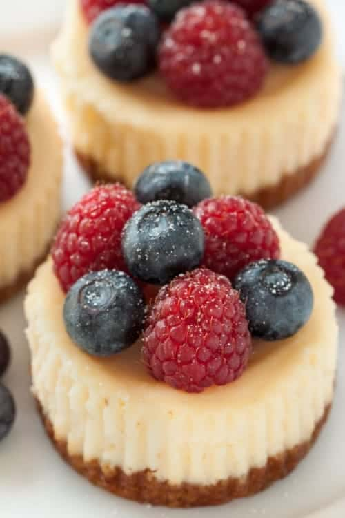 Easy gluten free cheesecake recipes