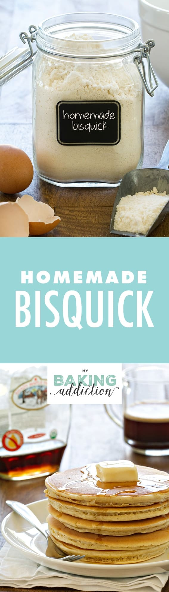 Homemade bisquick my baking addiction for Atkins cuisine all purpose baking mix where to buy