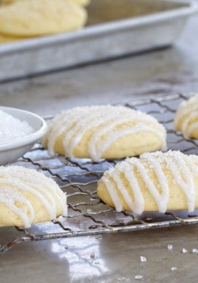 Pound Cake Cookies are light and sweet, and so delectable. Everyone will love them.