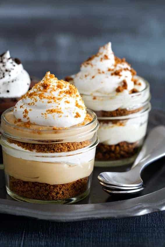 Easy Pudding Parfaits will wow your family any night of the week. They'll love all the layers.