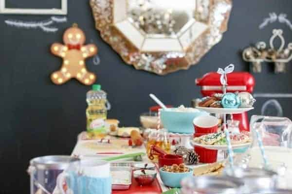 Hosting a DIY cookie decorating cookie party couldn't be more festive or fun! Included are tips and tips for a stress-free, merry time!