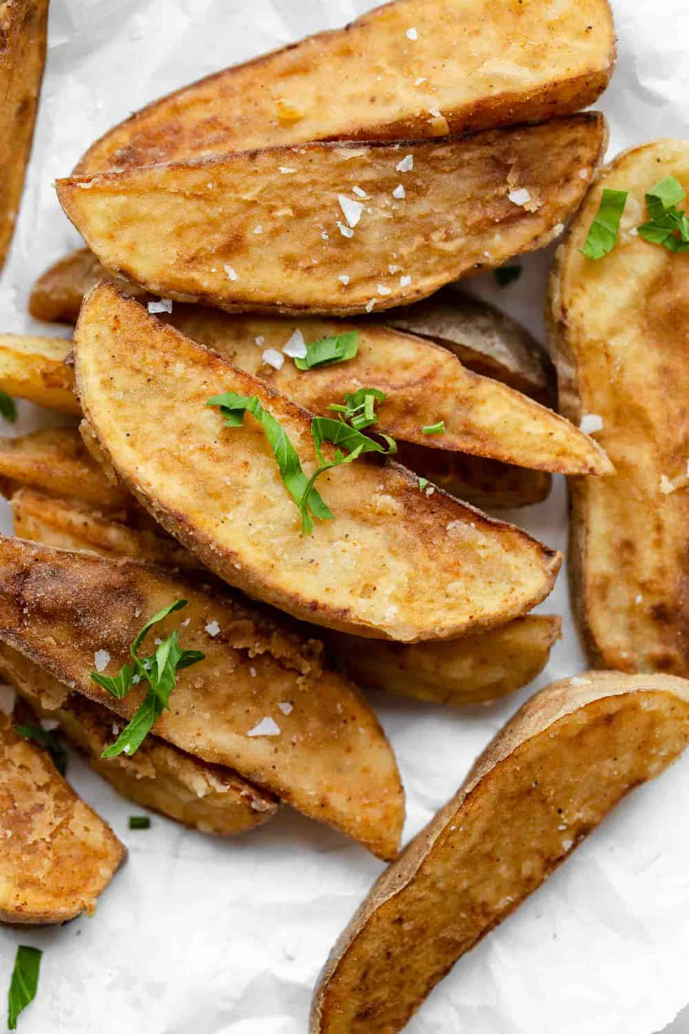 Jo Jo Potato Wedges My Baking Addiction