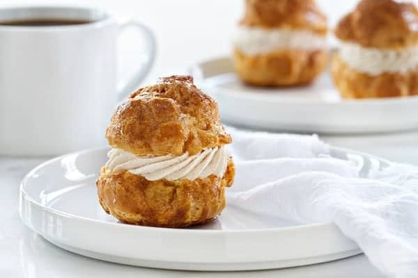 Churro Cream Puffs are filled with a sweetness you'll crave. You'll definitely be making these again!
