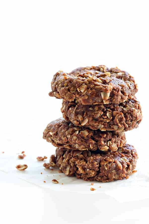No Bake Cookies come together in a matter of minutes. With just a handful of ingredients you'll create a quick and delicious cookie recipe the whole family will love.
