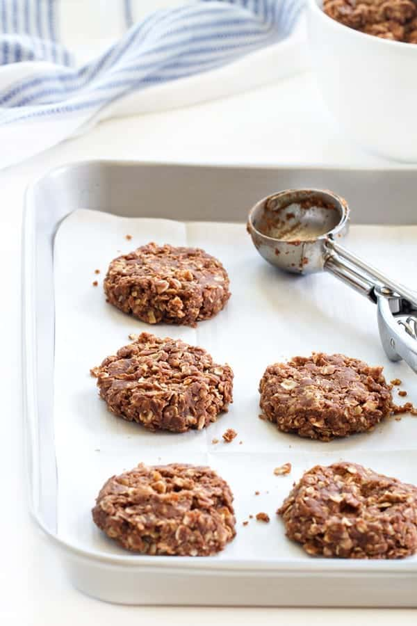 No Bake Cookies will be your go-to recipe for a quick treat. Your family will ask for them again and again!