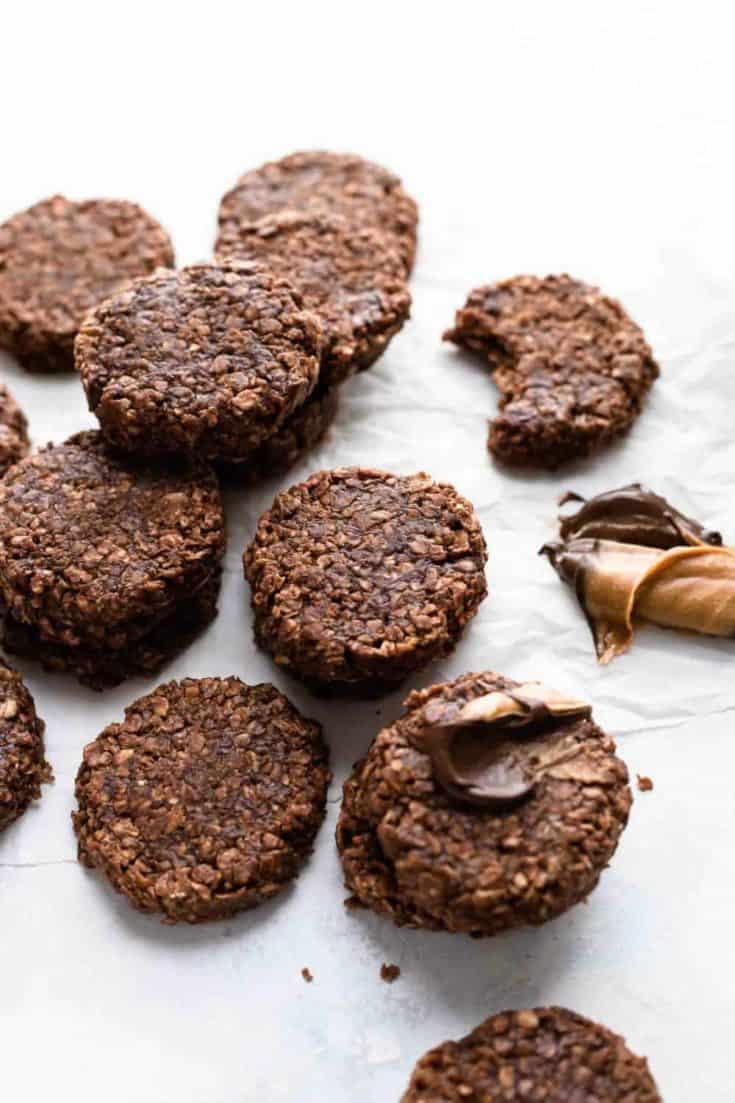 No Bake Cookies My Baking Addiction