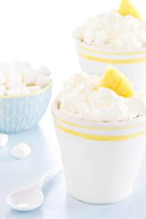 Pineapple Fluff is a dessert everyone will love. Sweet, creamy and oh, so delicious!