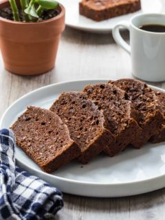 Chocolate Coconut Zucchini Bread will become your new way to use summer's favorite vegetable. Totally brilliant!