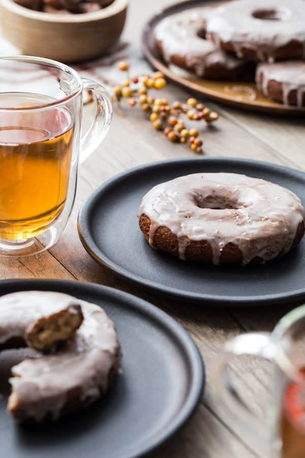 Apple Cider Donuts are the quintessential fall delight. A taste of autumn in every bite!