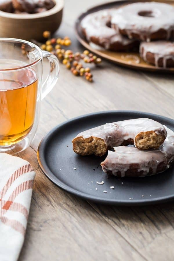 Apple Cider Donuts are perfect for a chilly fall morning. The whole family will adore these!