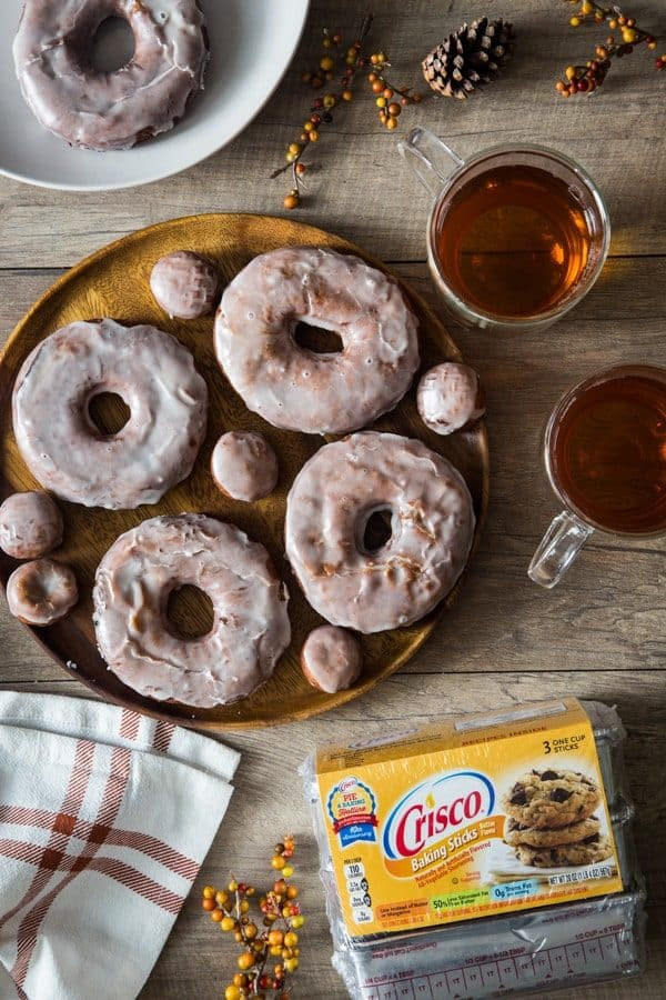 Apple Cider Donuts are a fun recipe for the whole family. And everyone ...