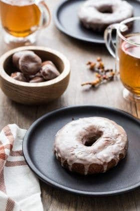 Apple Cider Donuts are the seasonal treat you can make at home. So good!
