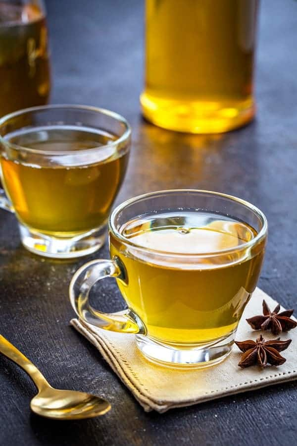 Mulled Apple Cider Punch can be served hot or cold. So festive!