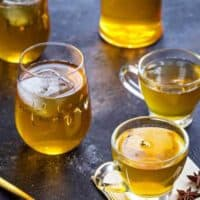 Mulled Apple Cider Punch