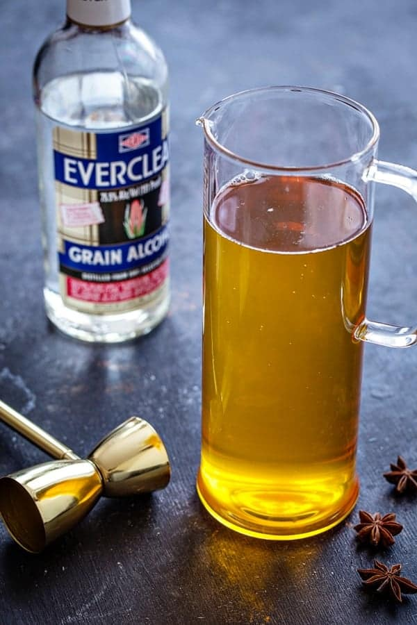 Mulled Apple Cider Punch uses your favorite apple cider of the season. Great for sipping in front of a warm fire!