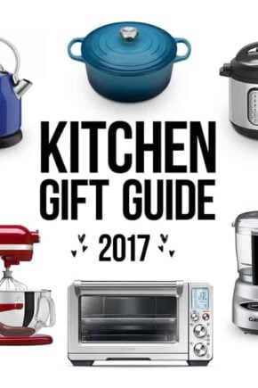 My Baking Addiction's Kitchen Gift Guide for 2017