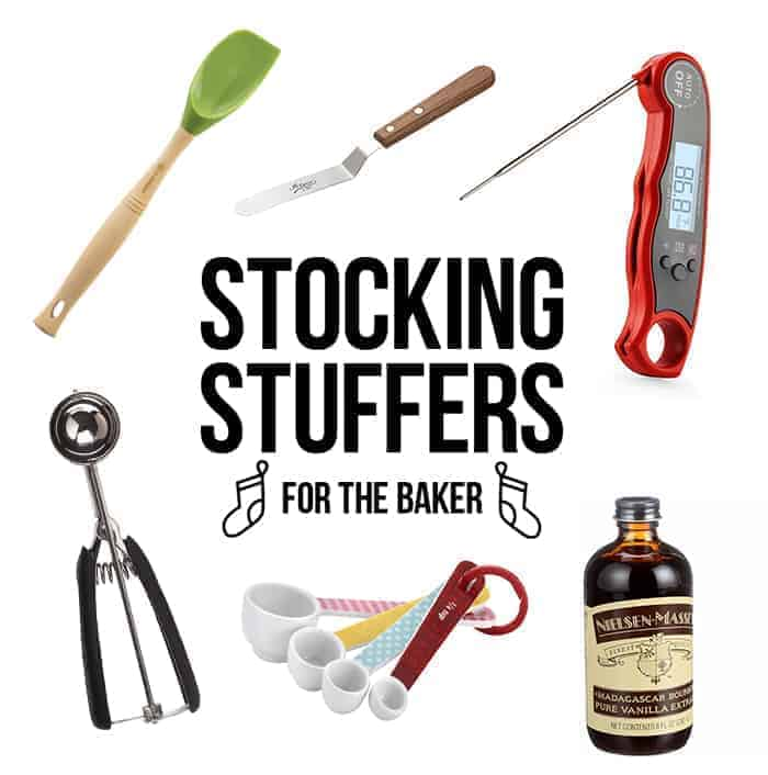 Stocking Stuffers for the Baker - My Baking Addiction