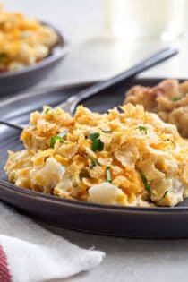Hash Brown Casserole comes together in less than 10 minutes with just a few simple ingredients.
