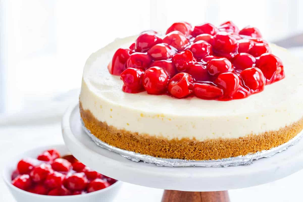 Instant Pot Cheesecake My Baking Addiction
