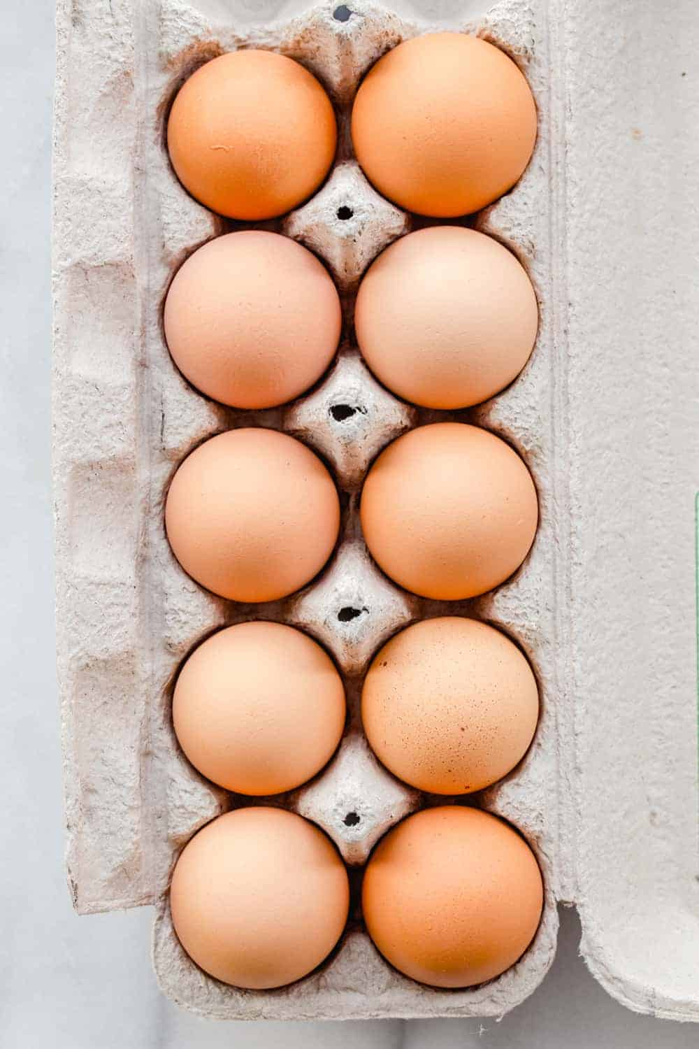 How to quickly bring eggs to room temperature.