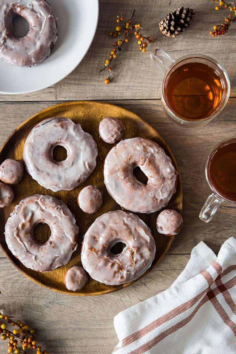 Apple Cider Donuts | My Baking Addiction
