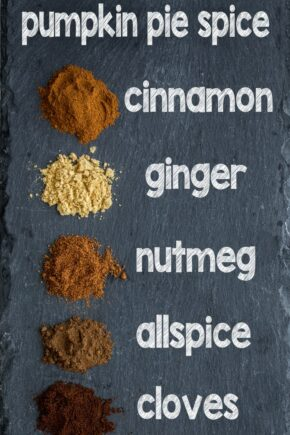 Pumpkin Pie Spice is so simple to make. You can amp up the cloves and ginger for a sharper flavor, or the cinnamon, for a softer, cozier spice.