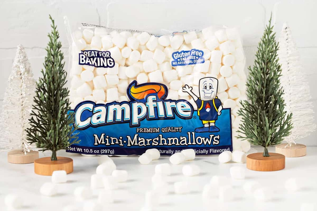 Campfire Mini White Marshmallows
