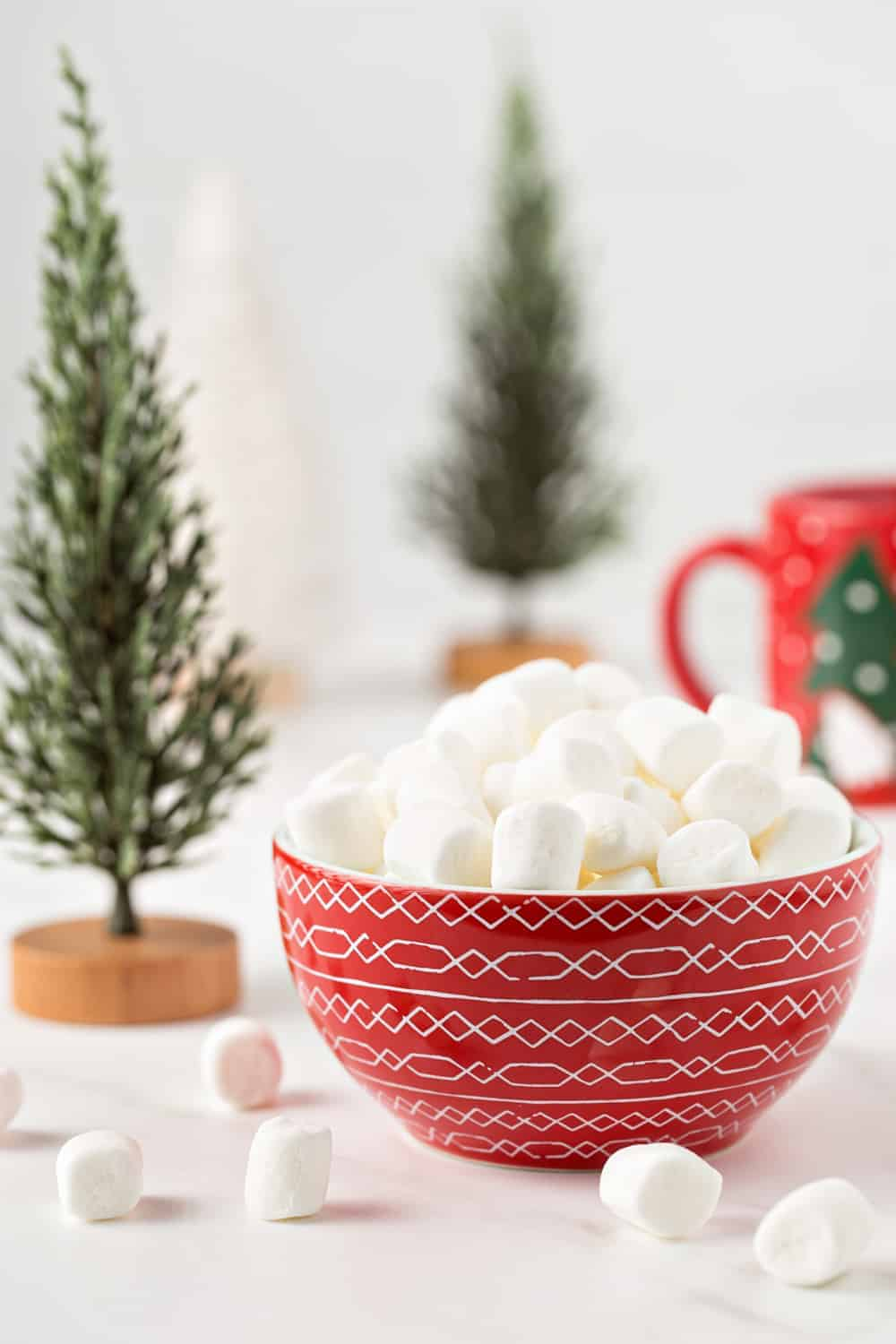 Campfire Mini White Marshmallows are the perfect marshmallow for any recipe. They're soft, fluffy and totally perfect!