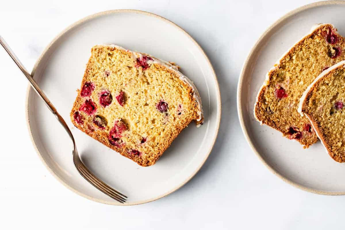 Cranberry Orange Bread is sure to become your one of your new favorite quick bread recipes. Simple and delicious!