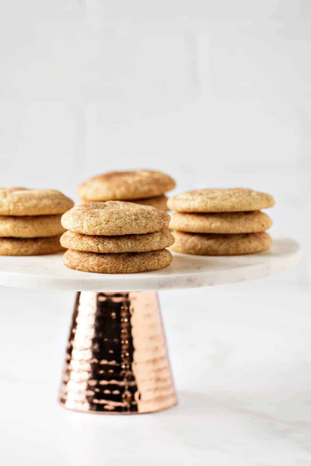Easy Snickerdoodle Cookies My Baking Addiction