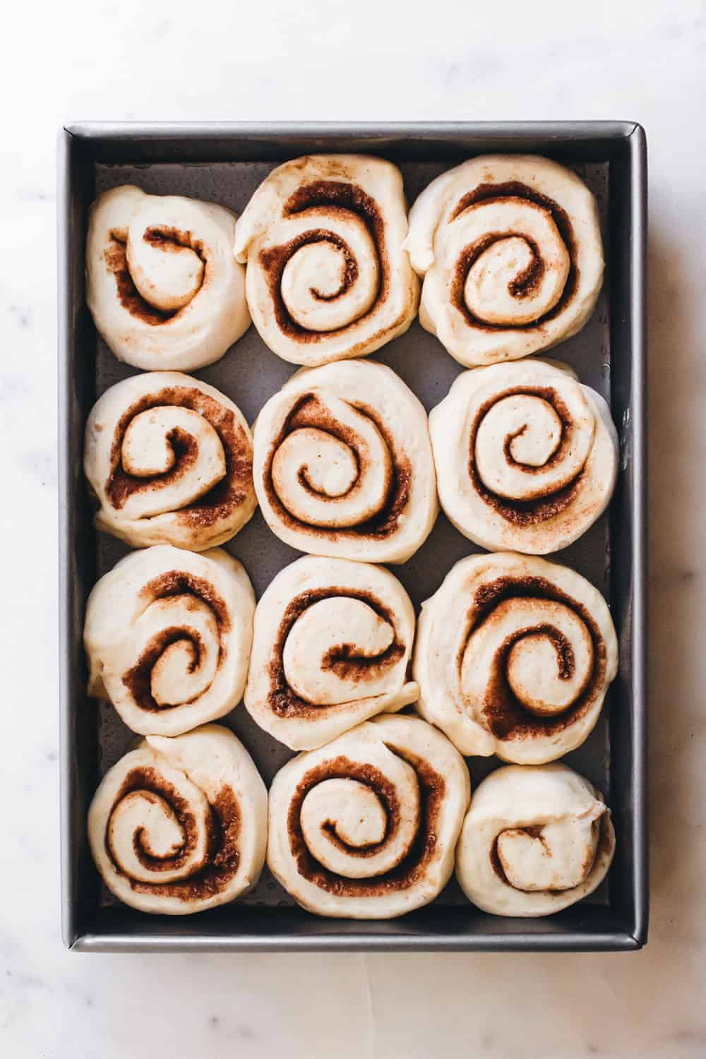 Go-To Dough is the only yeast dough recipe you need for tender, fluffy dinner rolls and cinnamon rolls.