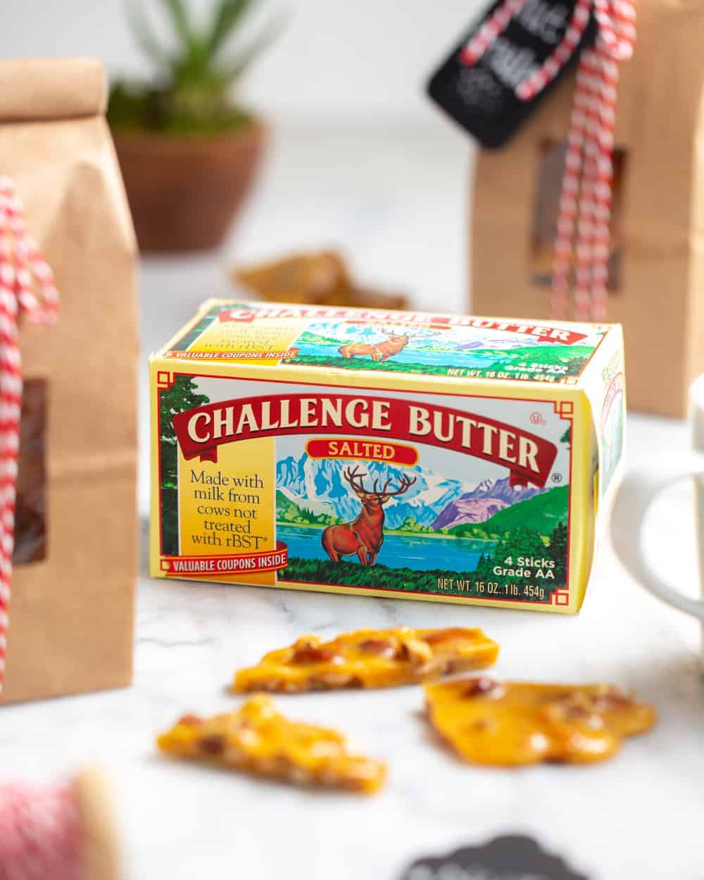 Whip up a batch of Nut Brittle to take as a hostess gift this holiday season.