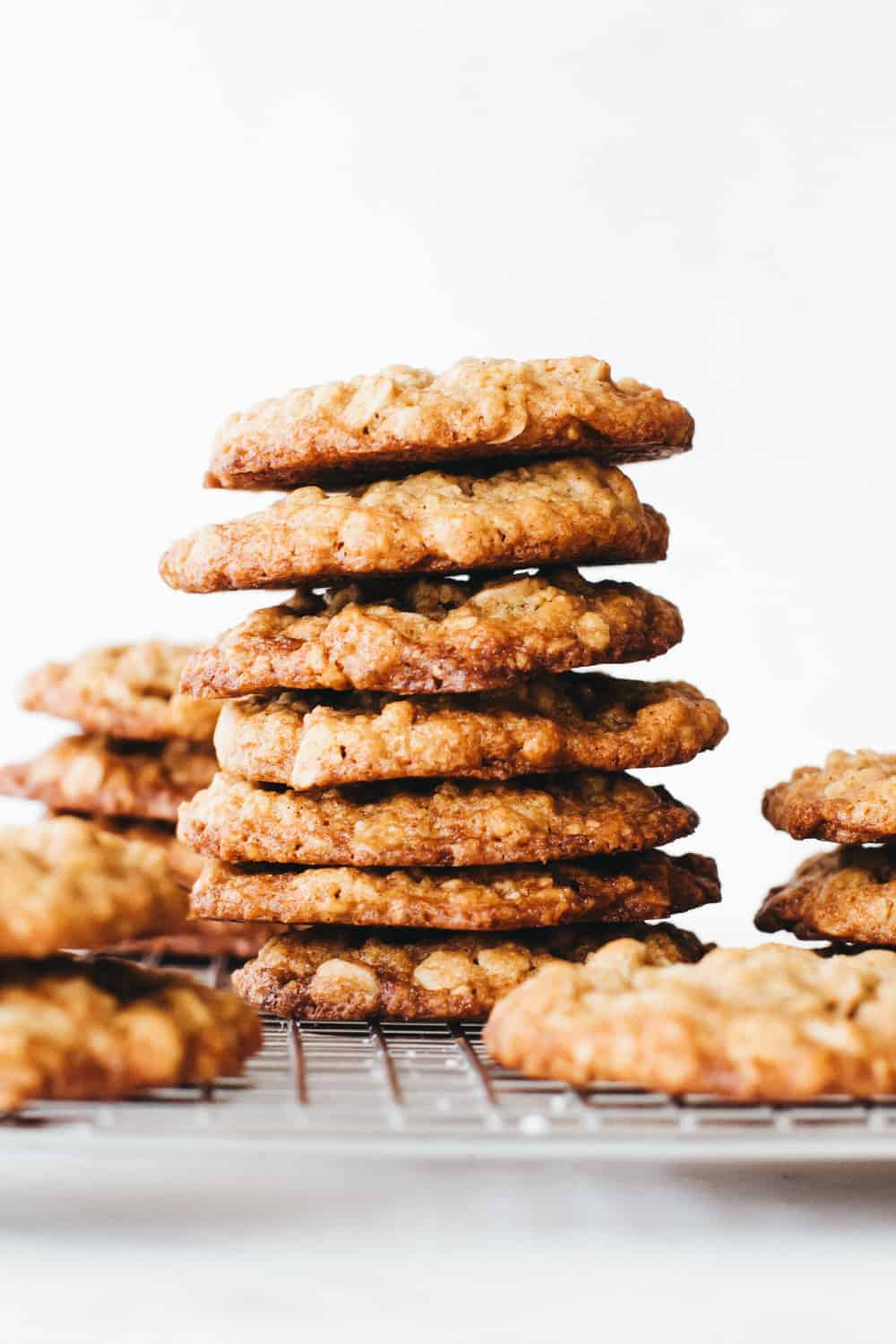 Homemade Oatmeal Cream Pies are perfectly soft and delicious