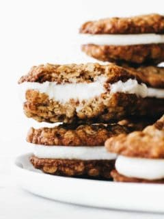 Make Oatmeal Cream Pies at home for an unexpected treat!