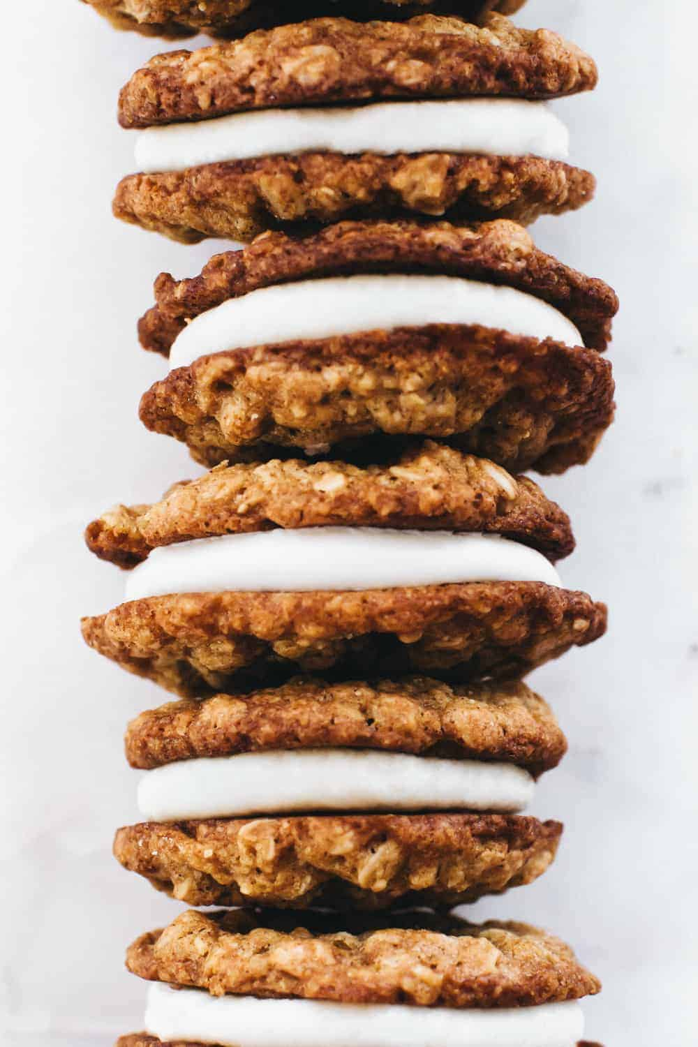 You'll love making homemade Oatmeal Cream Pies at home!