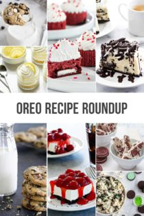 Looking for new ways to bake with everyone's favorite sandwich cookies? Take a look at these 12 Oreo recipes – all just as easy as they are delicious.