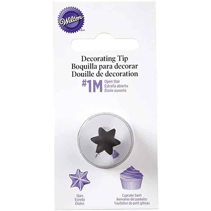 Wilton Tips Star 2110, #1M
