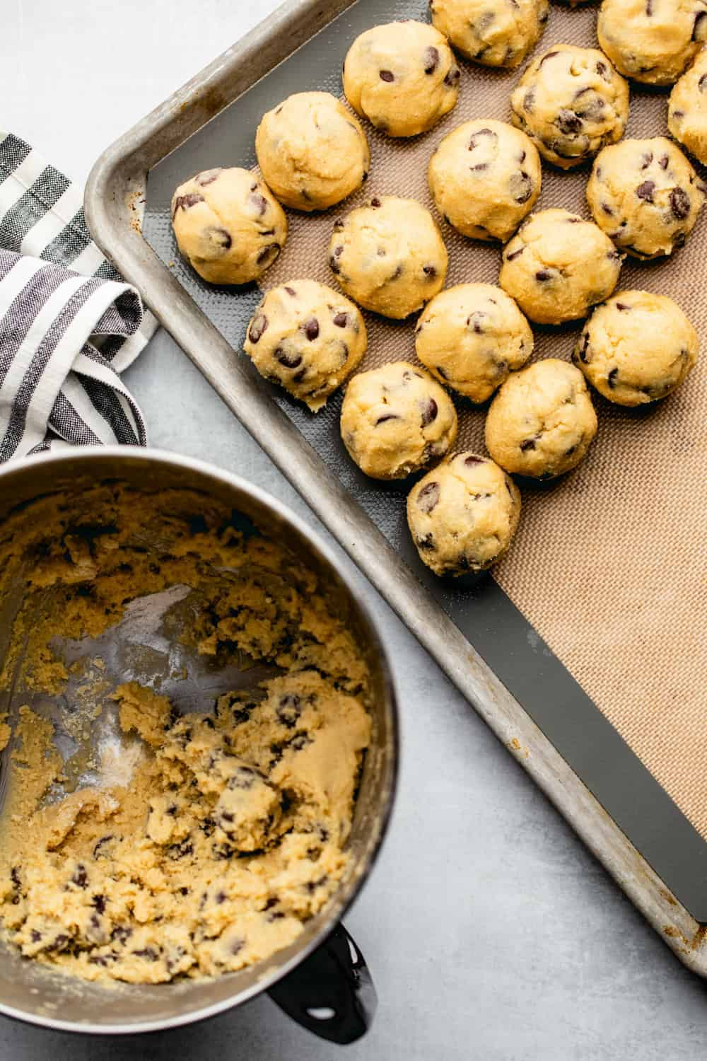 How to Freeze Cookie Dough - My Baking Addiction
