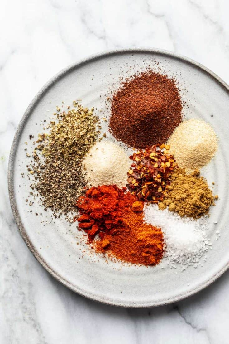 Homemade Taco Seasoning Recipe My Baking Addiction