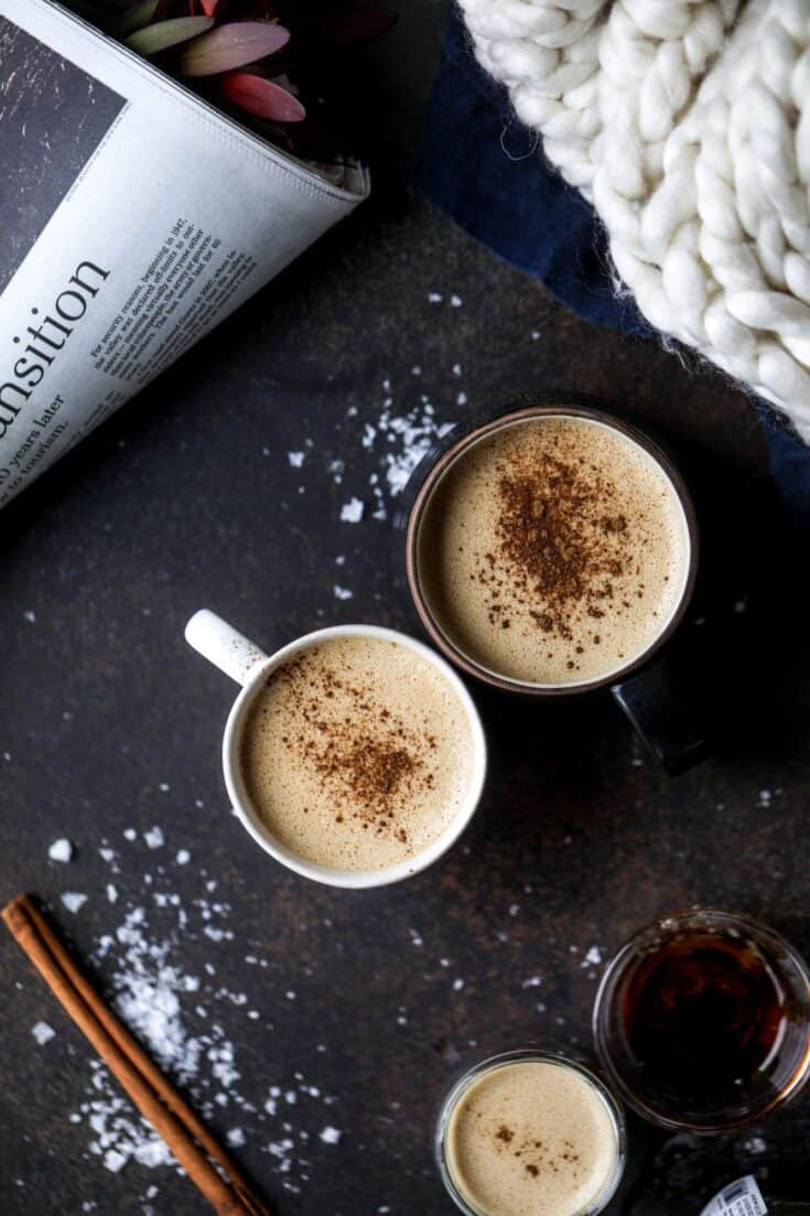 Salted Maple Power Coffee