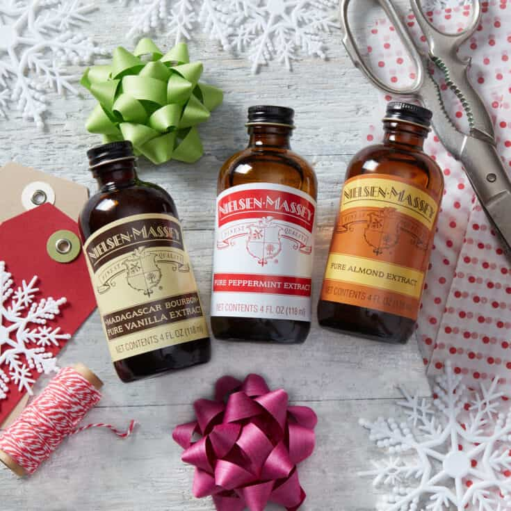 Nielsen-Massey's Holiday Flavors Bundle