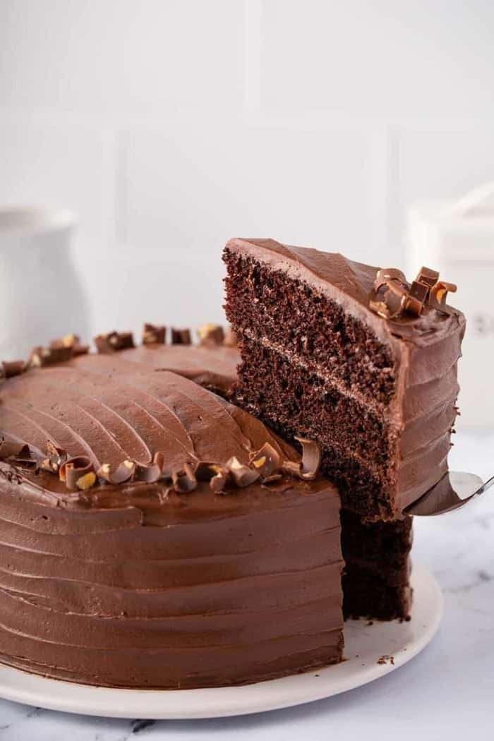 Photo of Hershey's Chocolate Cake – My Baking Addiction – Best Chili Recipe