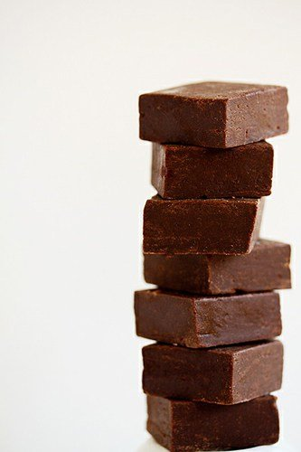 Post image for Simple Fudge & An Interview with Anne Thornton
