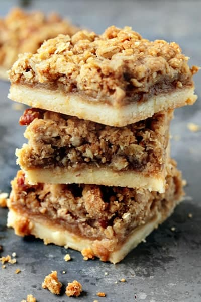 Post image for Apple Pie Bars