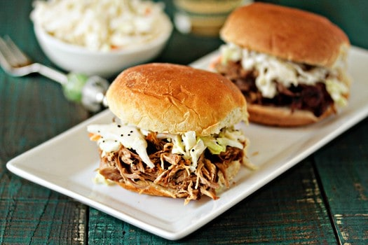 Post image for Easy Crockpot Pulled Pork